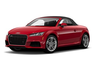 2020 Audi TT Coupe Tango Red Metallic